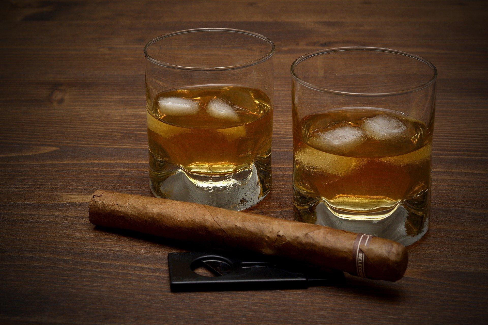 Whiskytasting mit dem Kulturkreis Meckenbeuren im Schloss Brochenzell